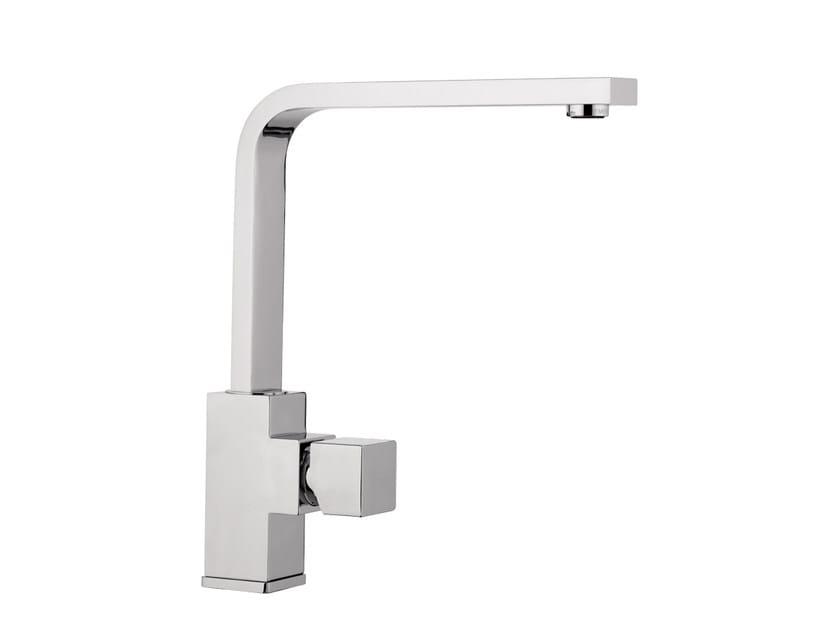 Countertop kitchen mixer tap with swivel spout OXY | Kitchen mixer tap - Daniel Rubinetterie