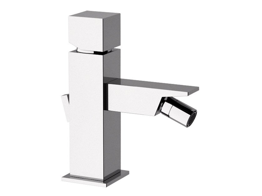Countertop single handle bidet mixer OXY | Bidet mixer - Daniel Rubinetterie
