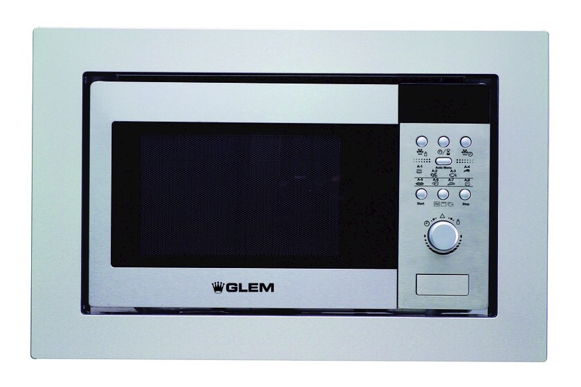 Multifunction microwave oven GMI203IX | Microwave oven - Glem Gas
