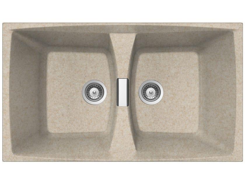 Built-In Unigranit Sink L286S   Sink - Glem Gas