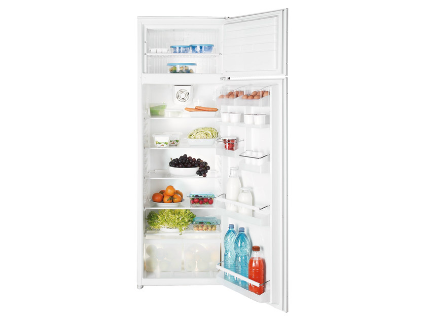 Double door refrigerator with freezer Class A + GRI290DA | Refrigerator - Glem Gas