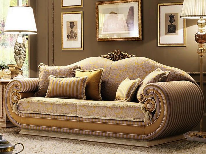 LEONARDO 2 seater sofa by Arredoclassic