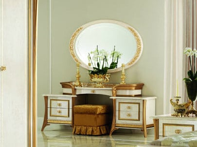 Wooden dressing table MELODIA | Dressing table by Arredoclassic