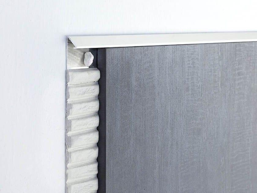 Decorative edge profile for walls NOVOBISEL | Decorative edge profile - EMAC Italia