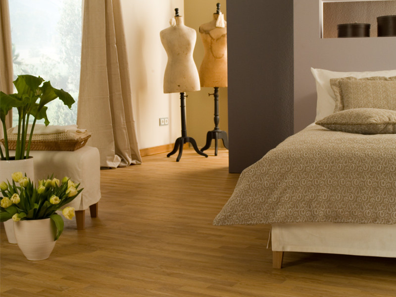 Self-adhesive flooring with wood effect TEXLINE HQR - GERFLOR