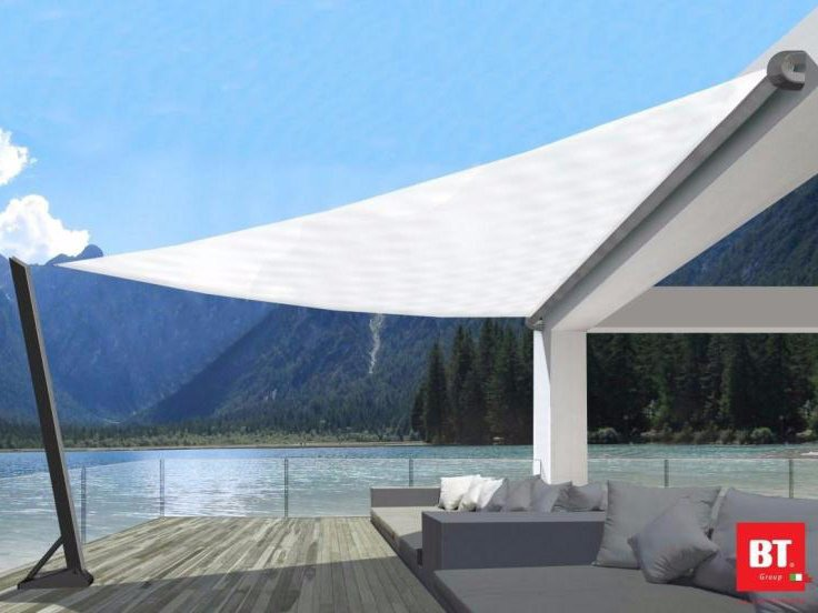 Dacron® shade sail R300 VELA BASIC - BT Group