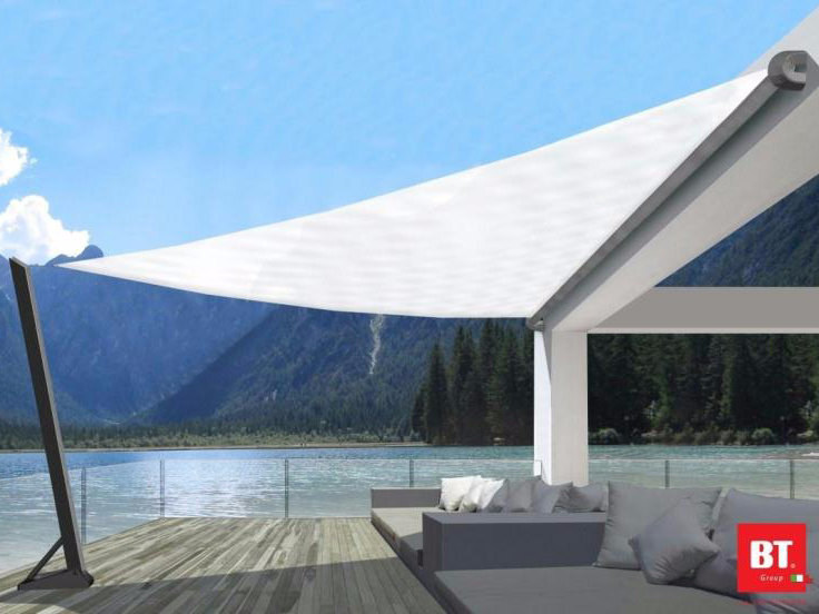 Dacron® shade sail R300 VELA BASIC by BT Group