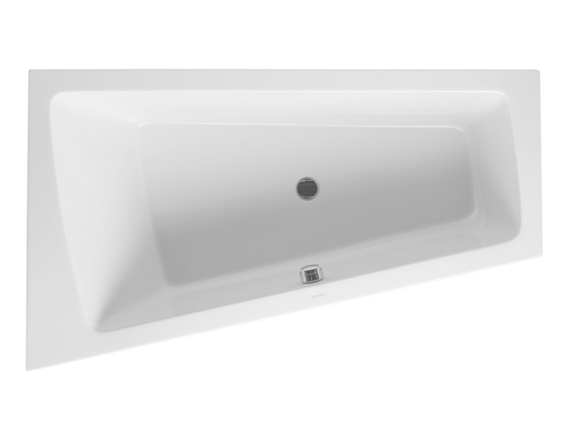 Corner bathtub PAIOVA | Bathtub by Duravit