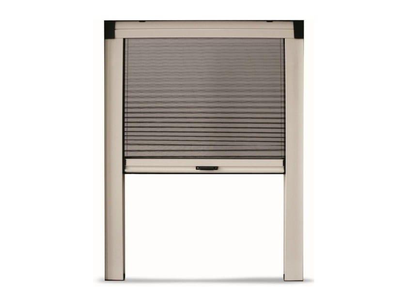 Pleated vertical insect screen GIOCONDA - Mv Line