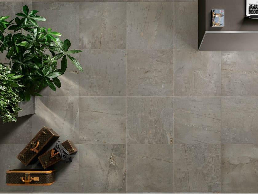 Porcelain stoneware wall/floor tiles with stone effect BRIT SHADOW - EDIMAX CERAMICHE