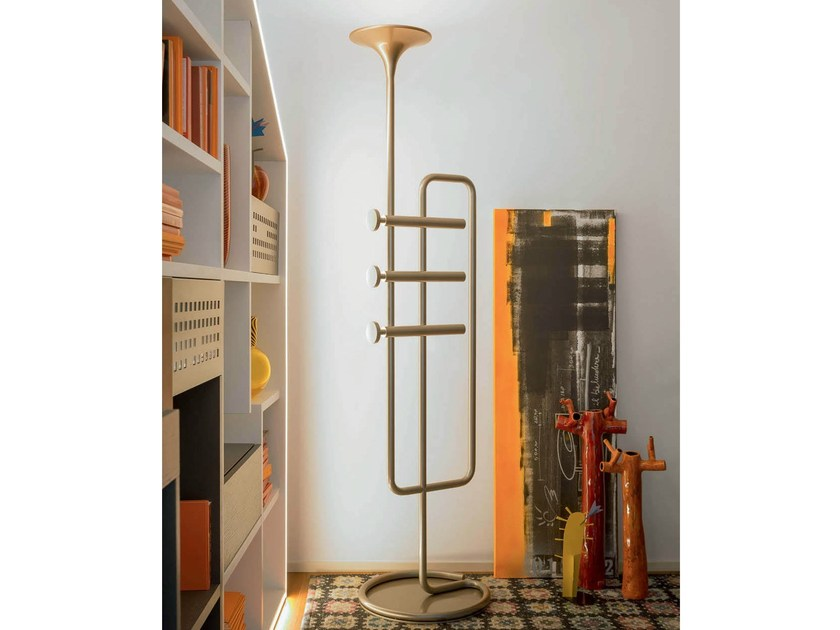 Trumpet clothes stand CONFUSION   Coat rack - Natevo