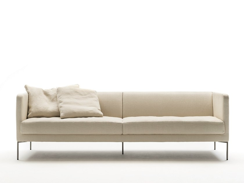 Sofa with removable cover EASY LIPP | Sofa by Living Divani
