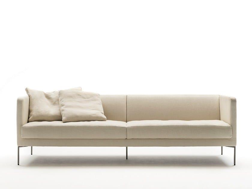 Sofa with removable cover EASY LIPP | Sofa - Living Divani