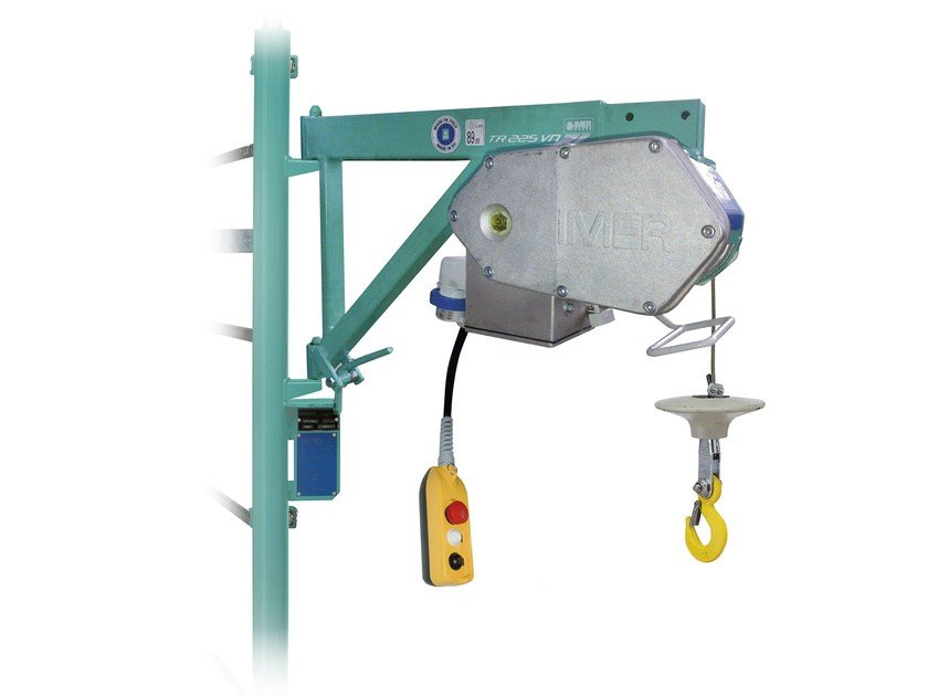 Construction hoist TR 225 VN - IMER INTERNATIONAL