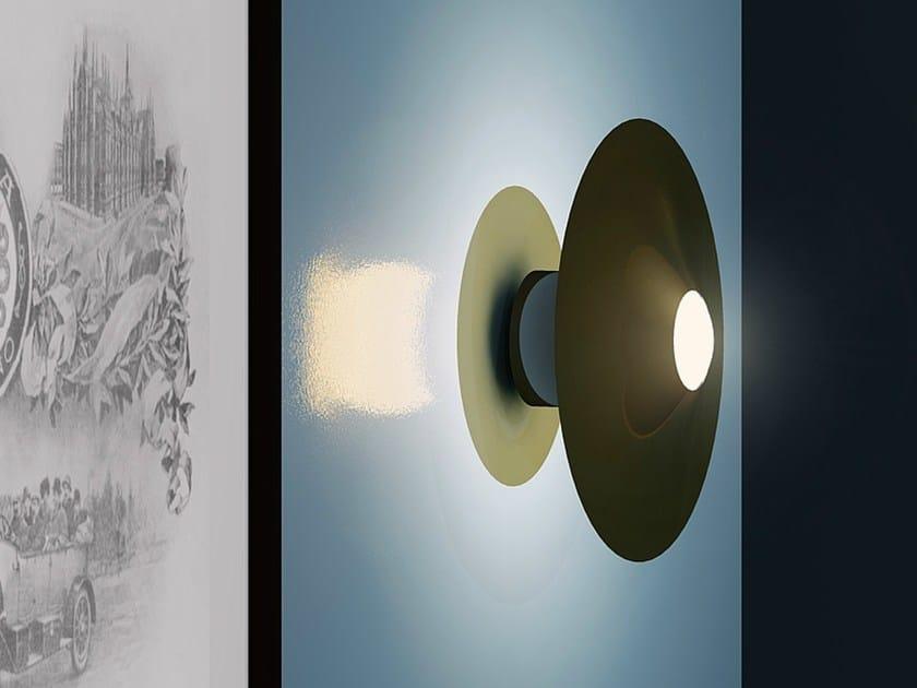 Indirect light wall light WALL DISC - Intueri Light
