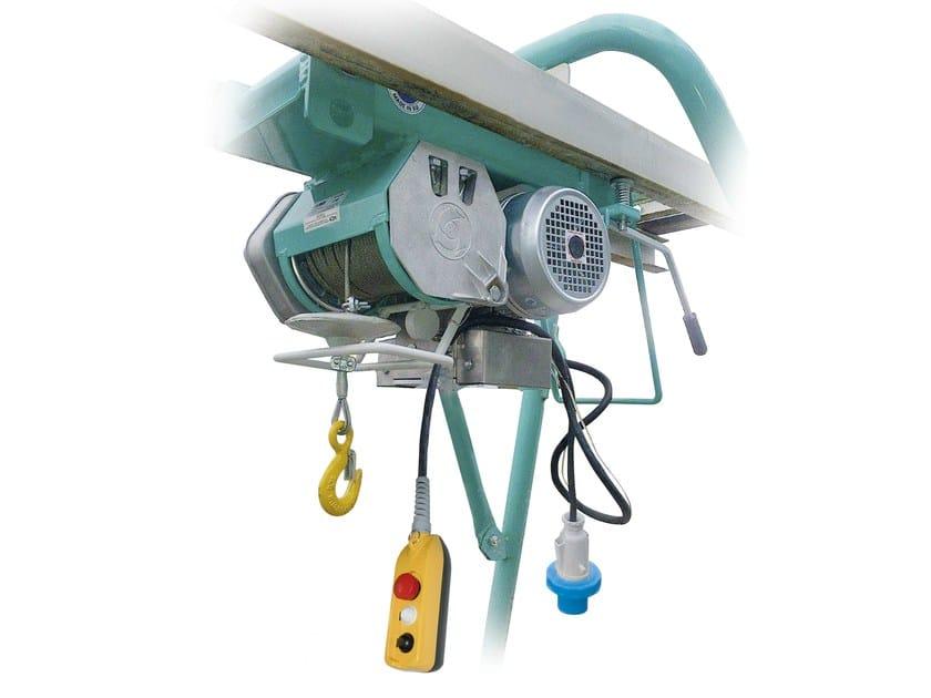 Construction hoist G 500 - IMER INTERNATIONAL