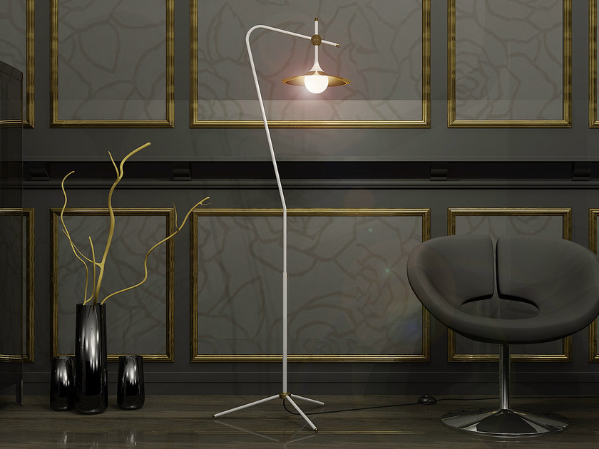 Direct light floor lamp S-1 - Intueri Light