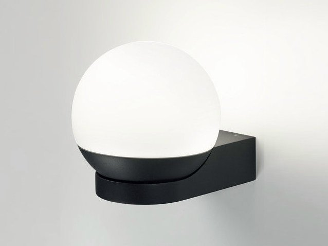LED indirect light wall light TWEETER FIX W BL - Delta Light