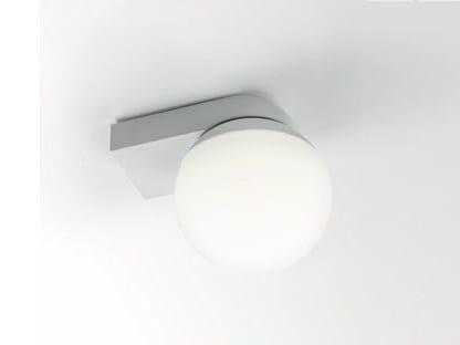 LED indirect light ceiling light TWEETER ON 1 BL - Delta Light