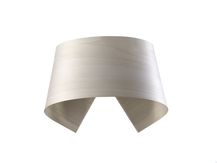 Indirect light handmade LED wall light HI-COLLAR A - LZF