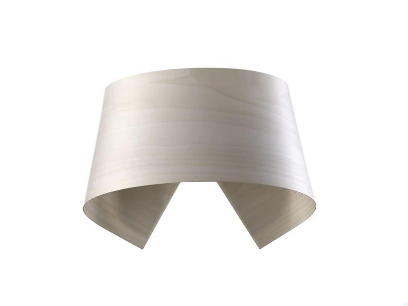 Indirect light handmade LED wall light HI-COLLAR A by LZF