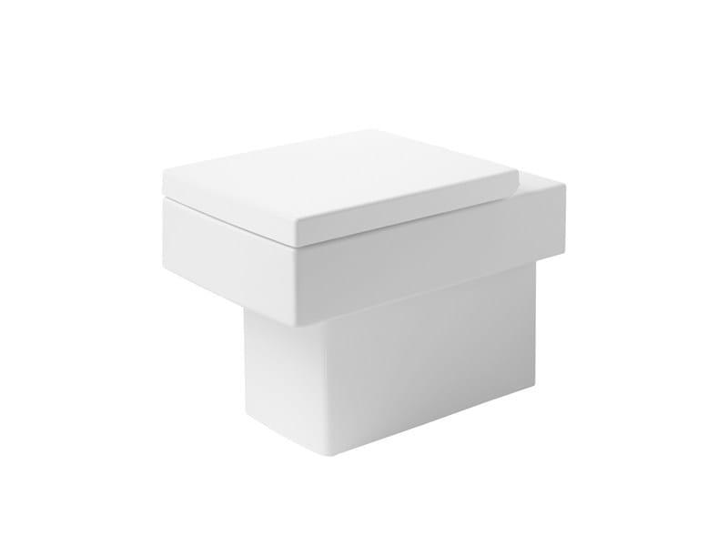 Ceramic toilet VERO | Toilet by Duravit