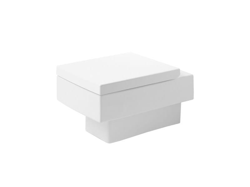 Wall-hung ceramic toilet VERO | Wall-hung toilet - DURAVIT
