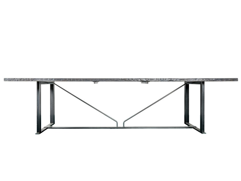 Rectangular wooden table ARTUS | Table - KFF