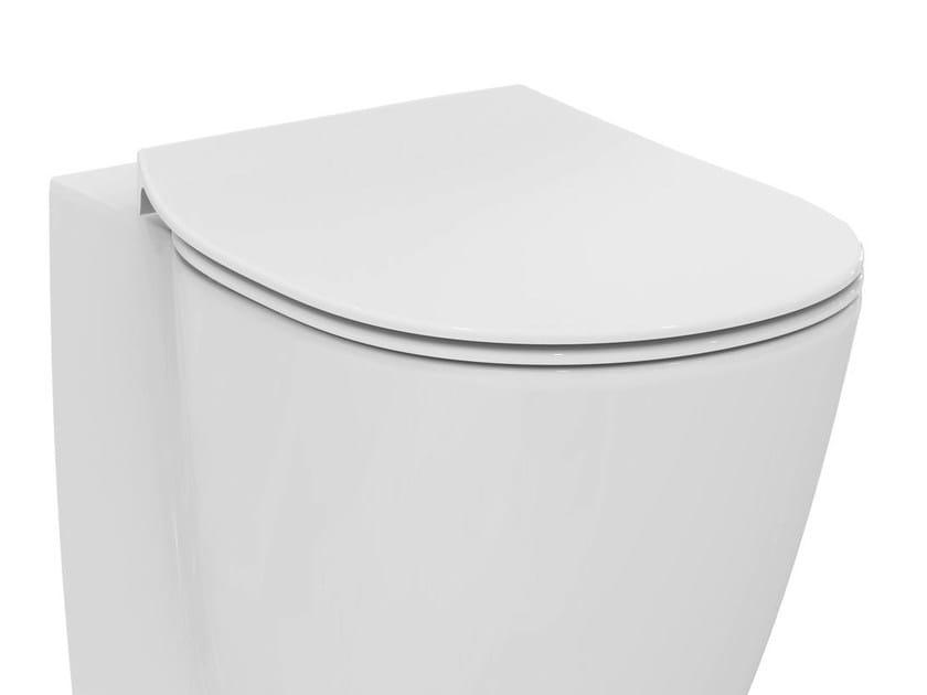 Toilet seat CONNECT - E7723 - Ideal Standard Italia