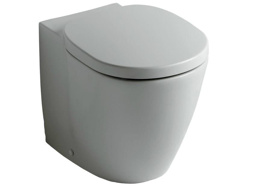 Ceramic toilet CONNECT - E7168 - Ideal Standard Italia