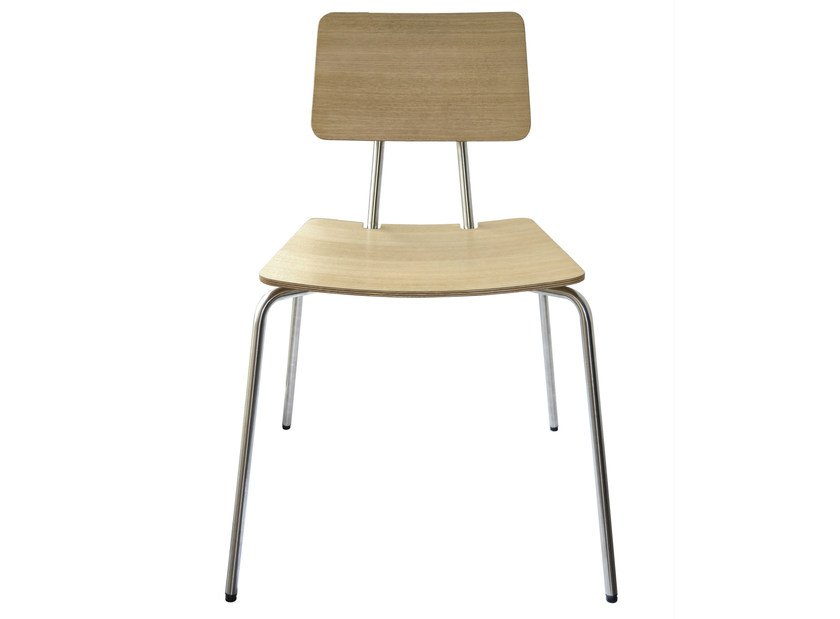 Laminate chair STAN | Chair - KFF
