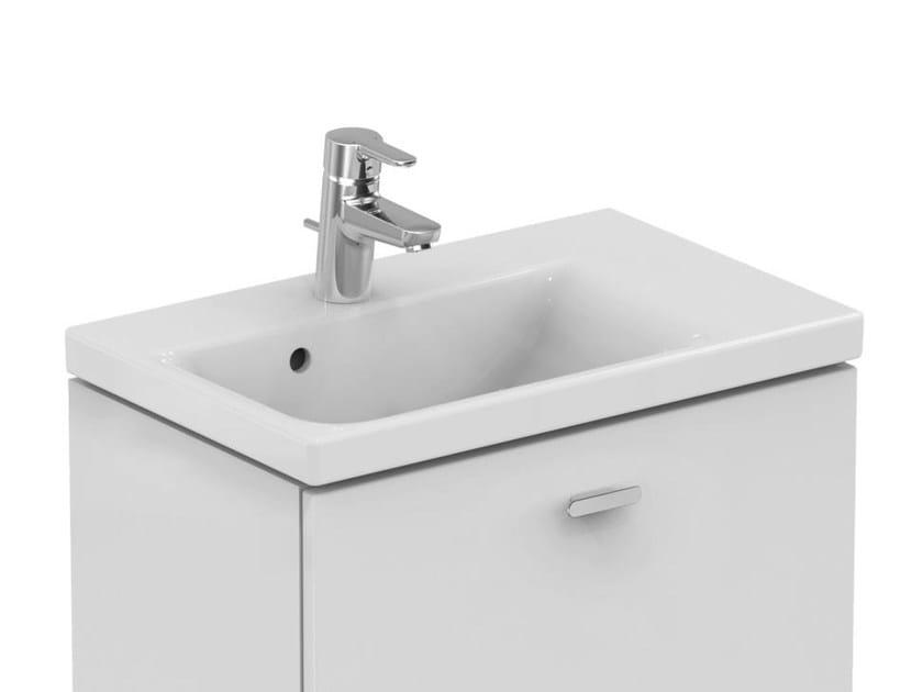 Inset rectangular single washbasin CONNECT SPACE - E1326 - Ideal Standard Italia
