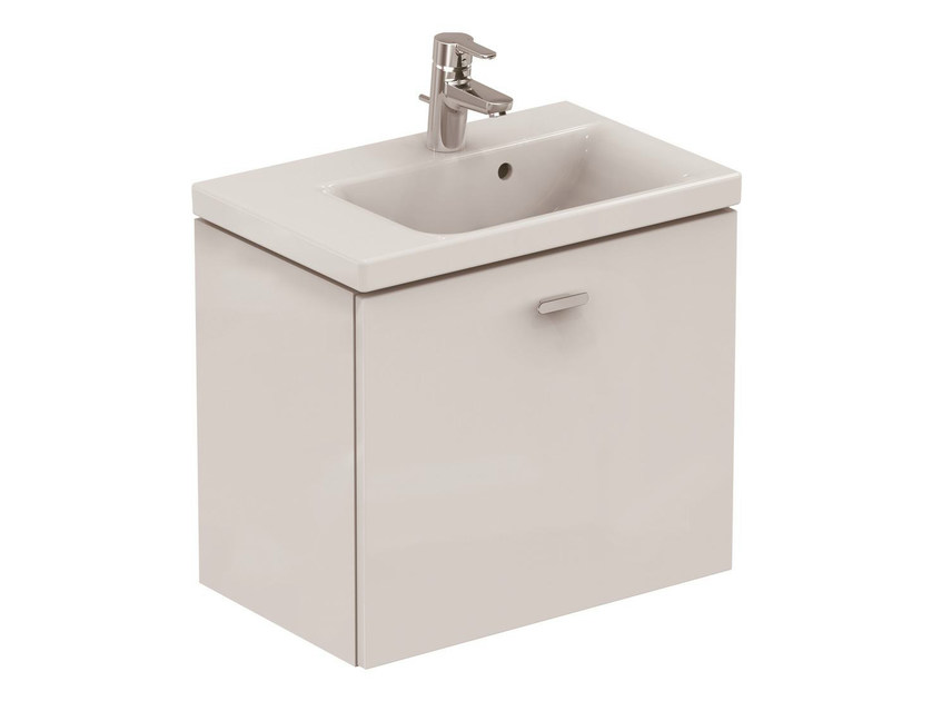 Wall-mounted vanity unit with drawers CONNECT SPACE - C6742 - Ideal Standard Italia