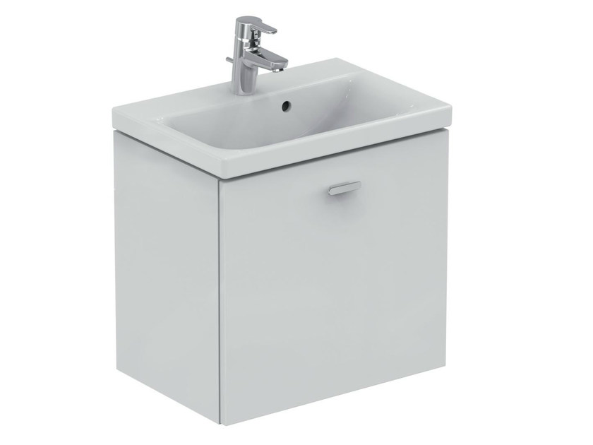Wall-mounted vanity unit with drawers CONNECT SPACE - C6741 - Ideal Standard Italia