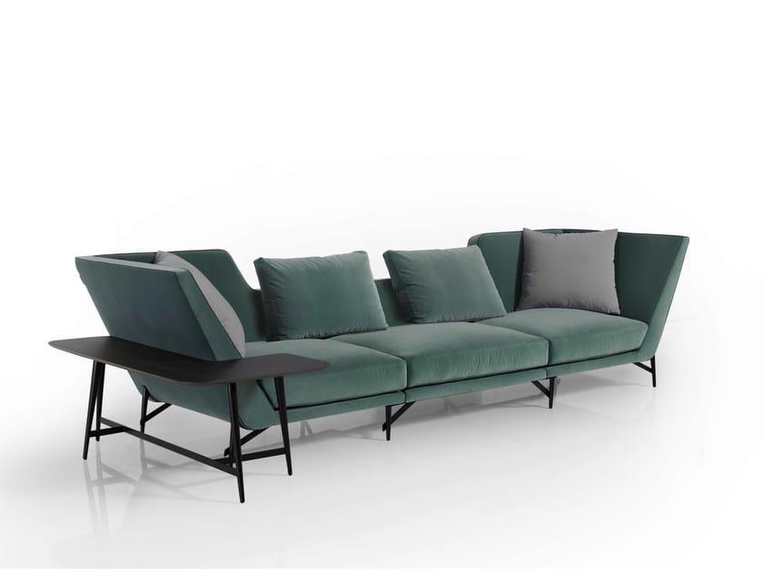 Atmos sofa by roche bobois design maurizio manzoni roberto tapinassi - Sofa rock en bobois ...