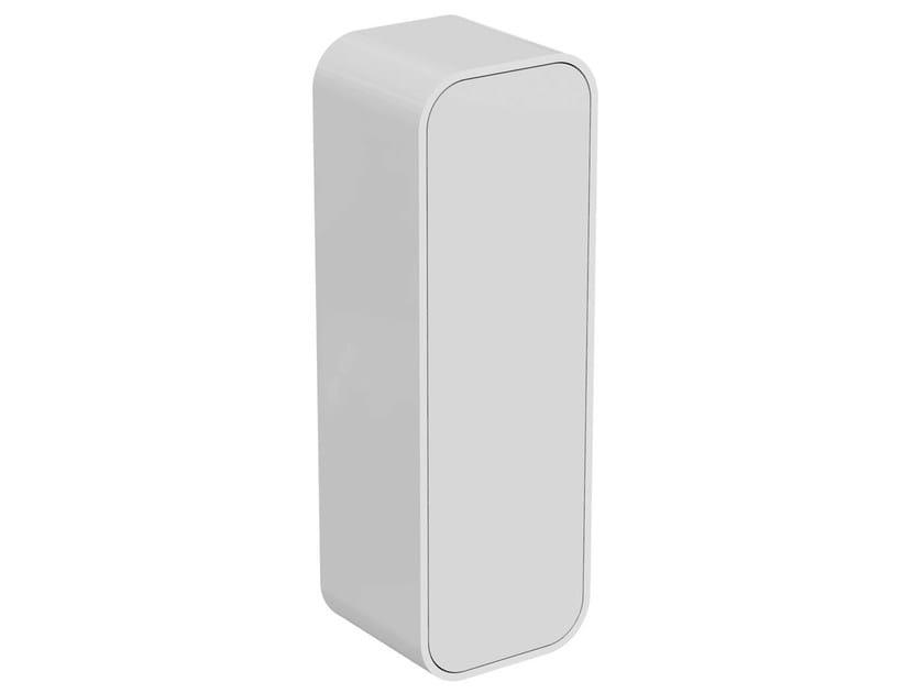 Tall wall cabinet with doors DEA - T7874 - Ideal Standard Italia