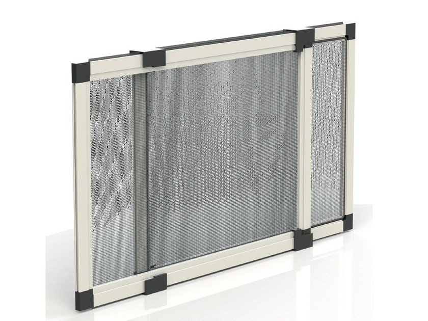 Fixed insect screen SLIDE - Mv Line