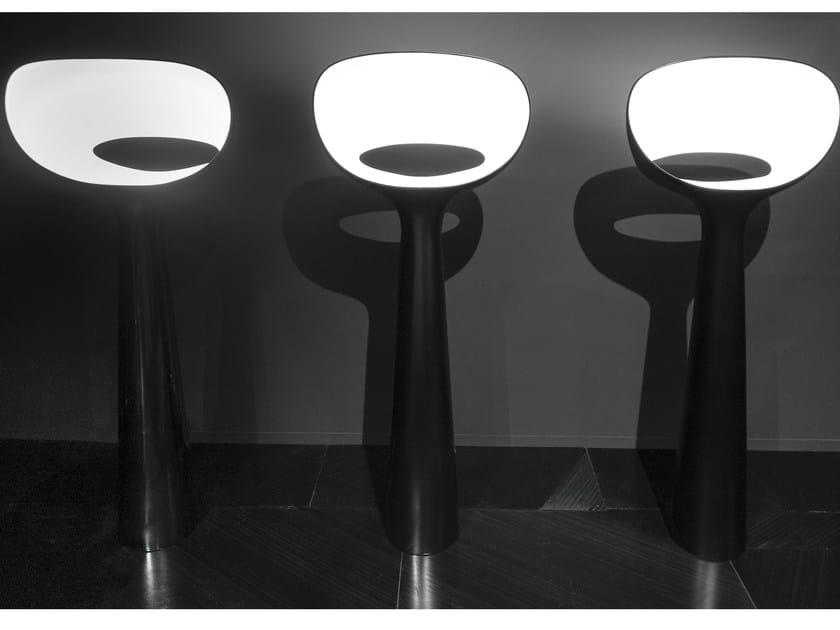 LED Ceramic Floor Lamp NONETTE By ROCHE BOBOIS Design C Dric Ragot