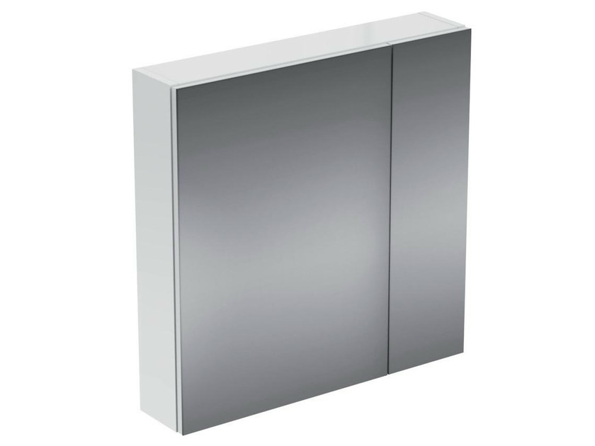 Specchio a parete con contenitore per bagno STRADA - K2668 - Ideal ...