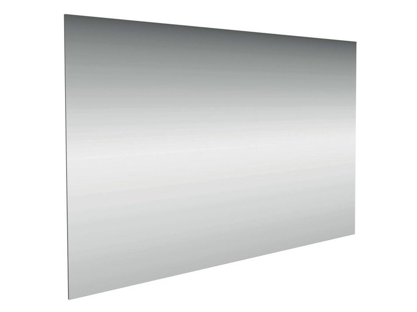 Rectangular wall-mounted bathroom mirror CONNECT 120x70x5 cm - E6545 - Ideal Standard Italia