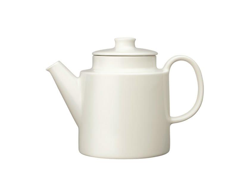 Ceramic teapot TEEMA | Teapot - iittala