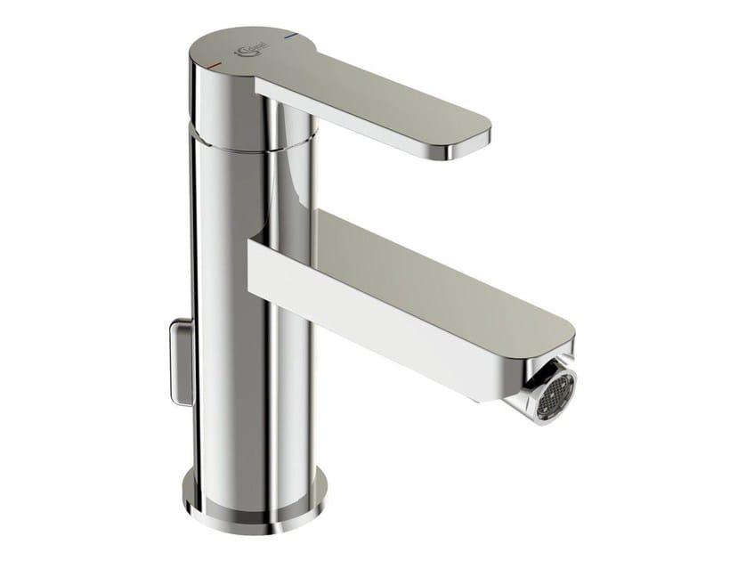 Countertop single handle bidet mixer with temperature limiter GIÒ - B0620 - Ideal Standard Italia