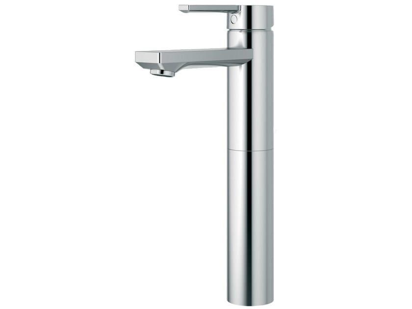 Countertop single handle washbasin mixer with temperature limiter NEON - A5707 - Ideal Standard Italia
