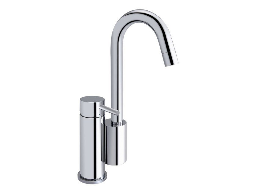 2 hole countertop washbasin mixer with adjustable spout MARA - A9029 - Ideal Standard Italia