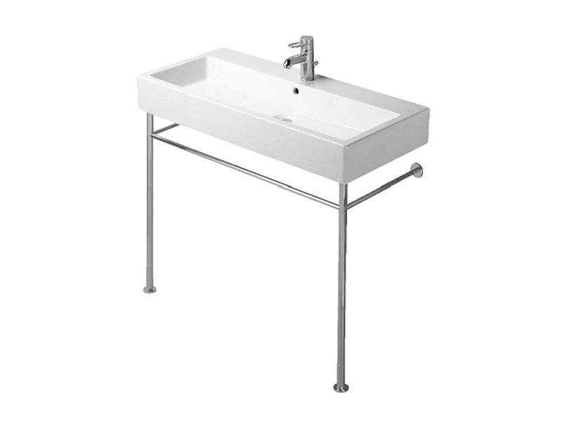 Console washbasin with overflow VERO | Console washbasin - DURAVIT