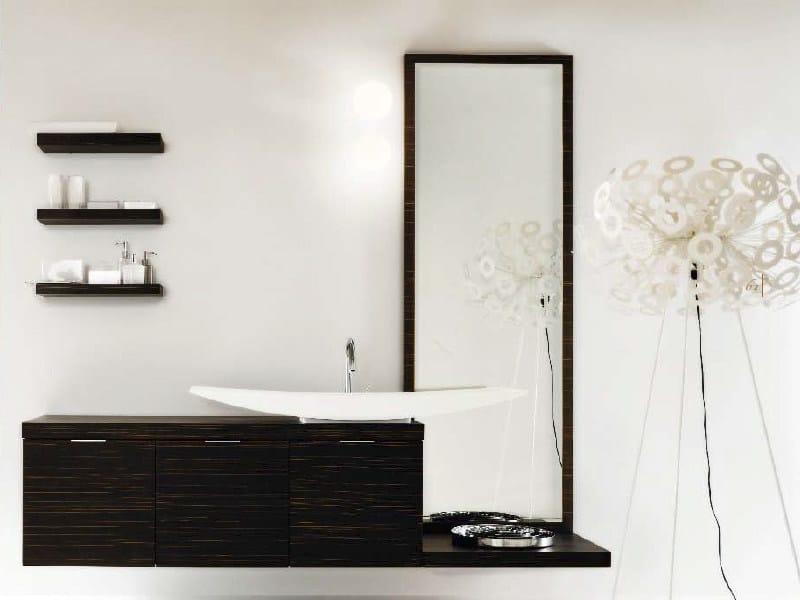 Wall-mounted vanity unit MAORI 8 | Vanity unit - Cerasa