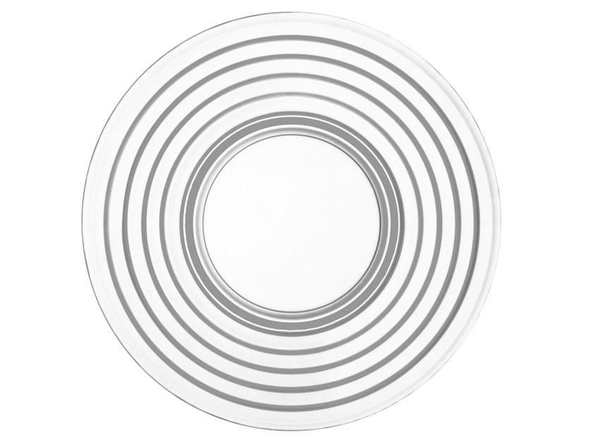 Blown glass plate AINO AALTO | Plate - iittala