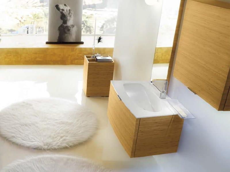 Wall-mounted vanity unit MAORI 11 | Vanity unit - Cerasa