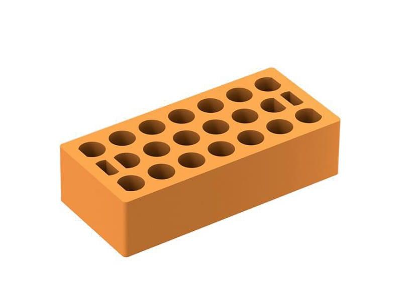 Fair faced clay brick MATTONE - FORNACI LATERIZI DANESI