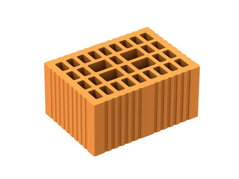 Loadbearing clay block BLOCCO SVIZZERO - FORNACI LATERIZI DANESI